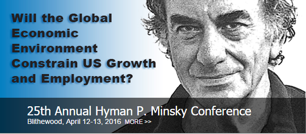 25th Minsky Conference Banner