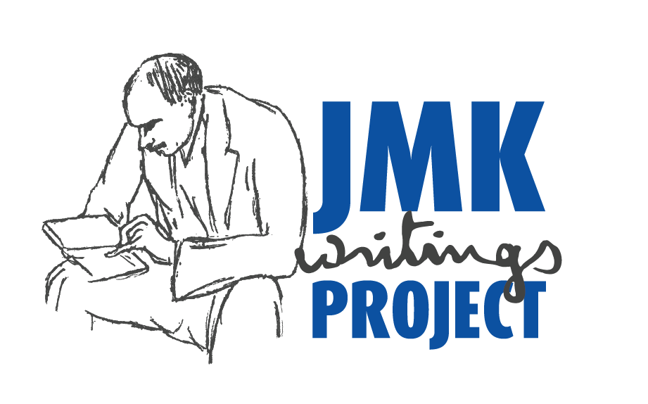 JMK Writings Project Flyer